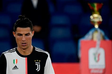Ronaldo Sets Record In Juventus' Coppa Italia Final Defeat ...