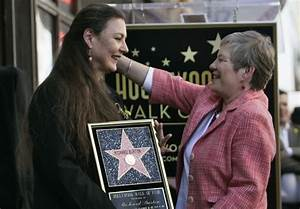 Richard Burton Honoured With Star on Hollywood Walk of ...