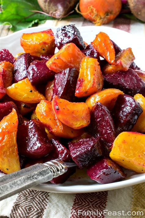 Roasted Beets  A Family Feast®