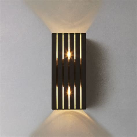 contemporary exterior wall lights neuro tic