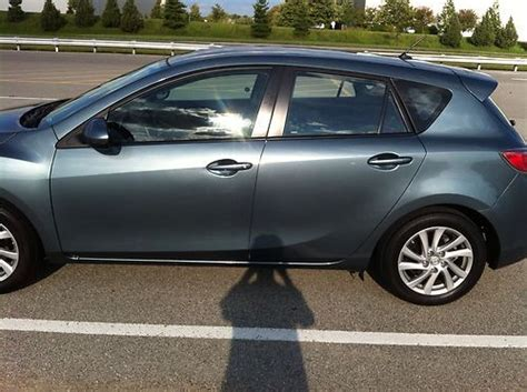 Sell Used 2012 Mazda 3 I Hatchback 4-door 2.0l W/4 Year