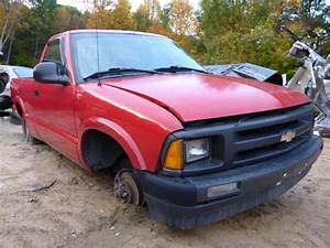 Chevy S10 Interior Replacement Parts