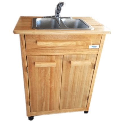 handmade kitchen sinks compartment self contained portable sink sink 1553
