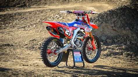 honda motocross bike honda troy lee motocross dirt bikes motorsports