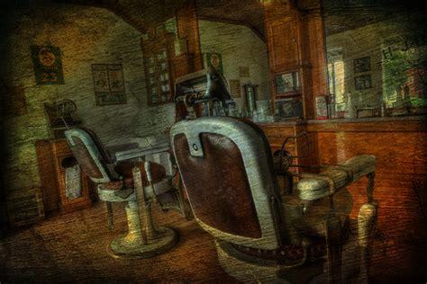 barbershop vintage nostalgia photograph  lee