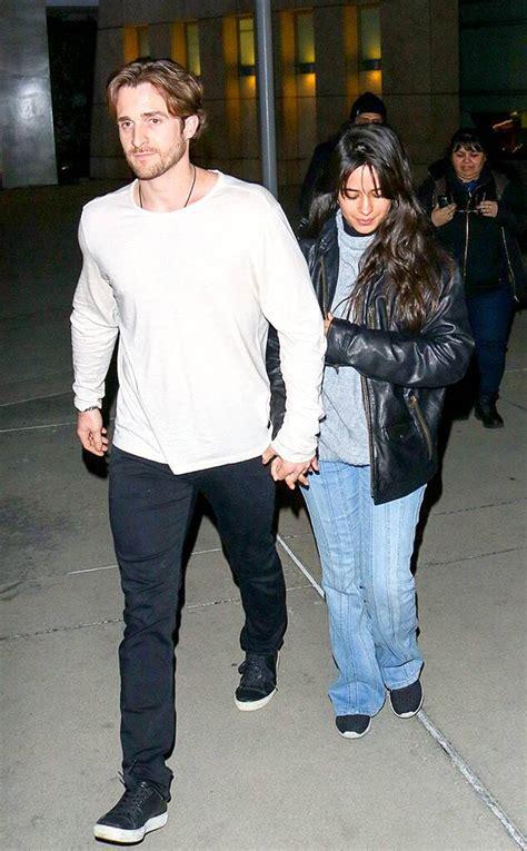 Camila Cabello Makes Rare Outing With Boyfriend Matthew