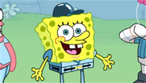 jeux de cuisine spongebob jeu bob l éponge baseballeur gratuit jeux 2 filles