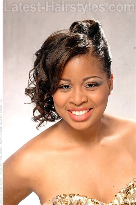 7 wedding hairstyles for black