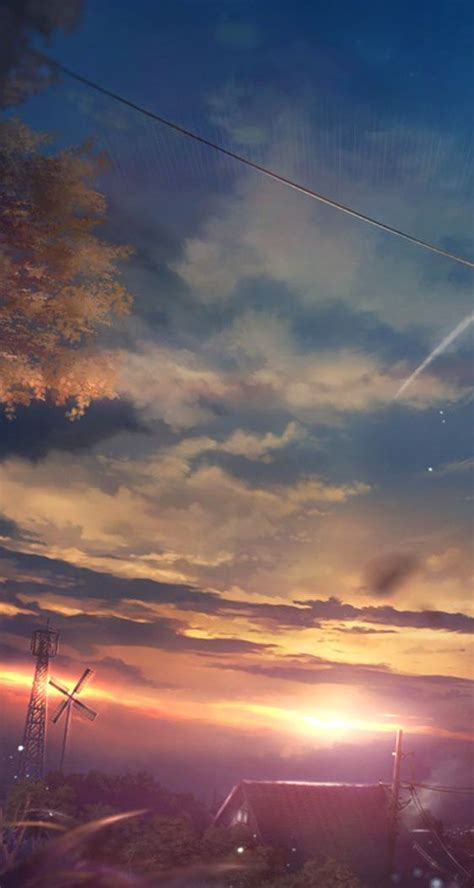 Anime Sunset Wallpaper - best 10 desktop wallpapers ideas on macbook