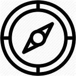Orientation Icon Compass Boussole Navigation Icons Directions