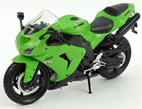 new 42443 a motorcycle kawasaki zx 10 r honda cbr miniature vehicle scale 1 12 colors