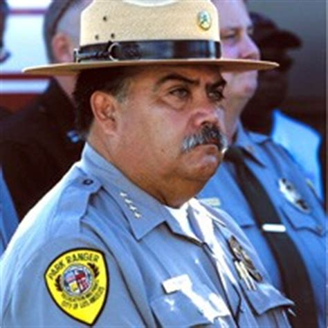 park rangers and chief albert torres la community policing