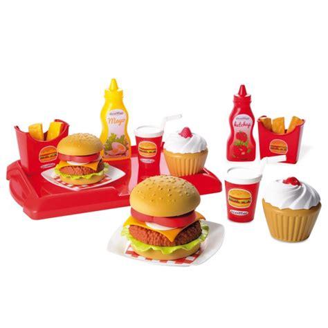 cuisine ecoiffier dînette cuisine 100 chef hamburger jeux et jouets