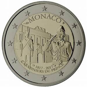 2 Euro Monaco 2017 : monaco 2 euro comm morative 2017 200 ans du corps des ~ Jslefanu.com Haus und Dekorationen