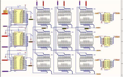 Rgb Matrix Driver Schematic Verification Led