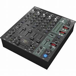 Behringer Djx750 Pro 5