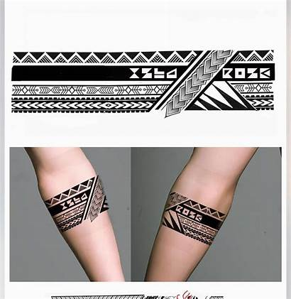 Tattoo Tattoos Tribal Maori Forearm Armband Band
