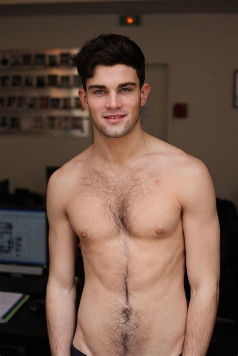 HANDSOME BOYS CLUB: FLORIAN BOURDILA, Young Handsome Model