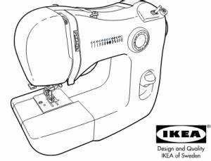 Ikea Sy Saumband Zum Aufbügeln : n hmaschine ikea sy ~ Orissabook.com Haus und Dekorationen