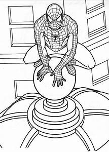 Pin, On, Superhero, Coloring, Pages
