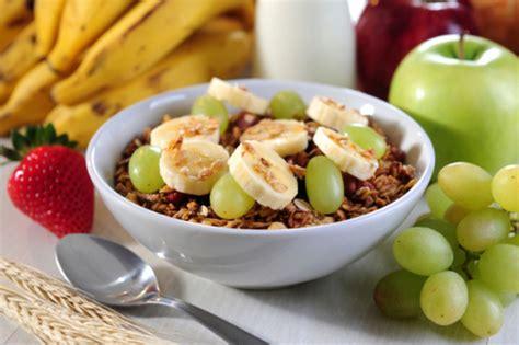 recette de cuisine équilibré petit déjeuner équilibré en été top santé