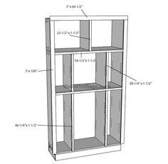 how to build a kitchen pantry cabinet 1000 ideas about free standing pantry on 9295