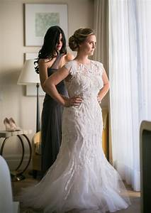 floral glamour at beverly hills wedding modwedding With wedding dresses beverly hills