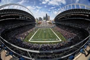 CenturyLink Field Seattle Seahawk Stadium