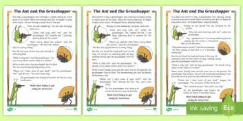 the ant and the grasshopper story aesop s fable moral