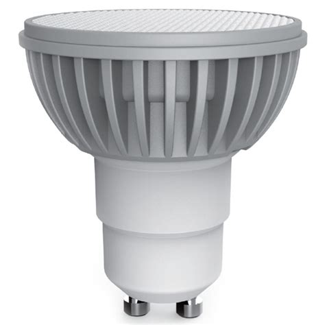 w led dimmable gu bulb white with spot led leroy merlin