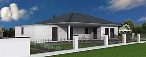 Bungalow Mit Garage Bauen : bungalow 126 mit garage ~ Lizthompson.info Haus und Dekorationen