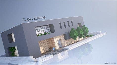 floorplan for my cubic estate minecraft house design
