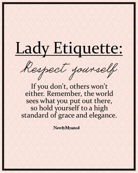 Quotes About Respecting A Woman