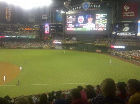Rockies Vs Dodgers chase field section  row  seat  arizona 800 x 600 · jpeg