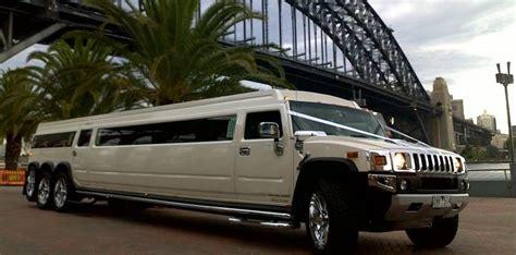 Sydney Stretch Hummer Limousines