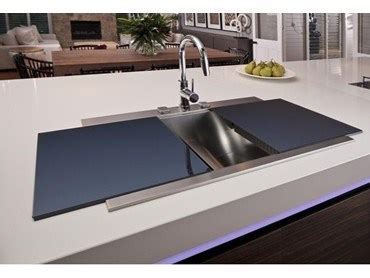 New Smeg Australia kitchen sinks in three distinct styles