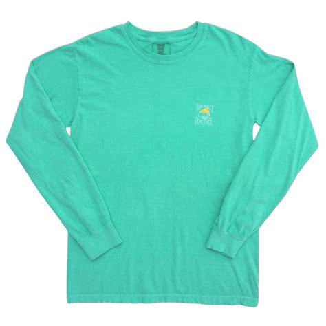 chalky mint comfort colors comfort colors comfort colors 174 sleeve in chalky mint