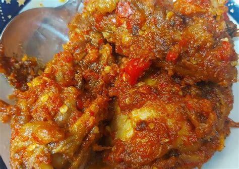 Resep ayam balado pedas dan enak. Resep (Recook) Ayam Goreng Balado, Enak Banget   Kreasi ...