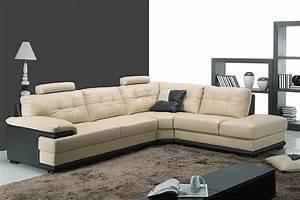 salon angle With canapé d angle en cuir belgique