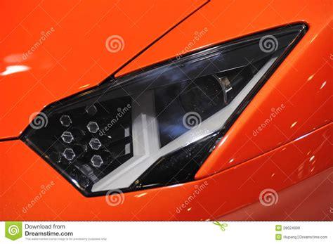 Lamborghini Car Headlight