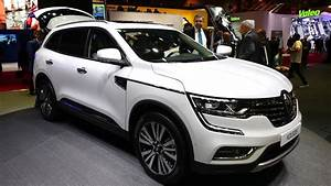 Renault Koléos Initiale Paris : renault koleos suv makes european debut in paris ~ Gottalentnigeria.com Avis de Voitures