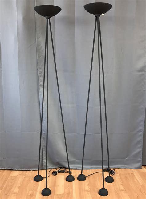 tall tripod floor l one koch lowy memphis style tall tripod torchieres