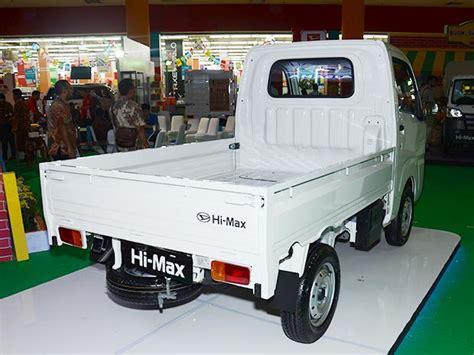 Modifikasi Daihatsu Hi Max by Ini Detail Spesifikasi Daihatsu Hi Max Mobil Baru