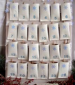 Calendrier Avent Rouleau Papier Toilette : photo un calendrier de l 39 avent fait avec des rouleaux de papier toilette et un peu d 39 imagination ~ Farleysfitness.com Idées de Décoration