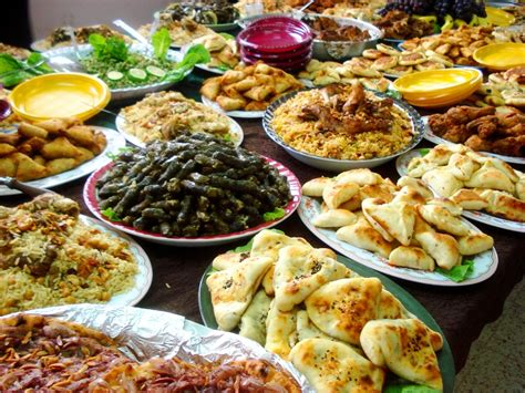 arabian cuisine 12 traditions for palestinian christians in