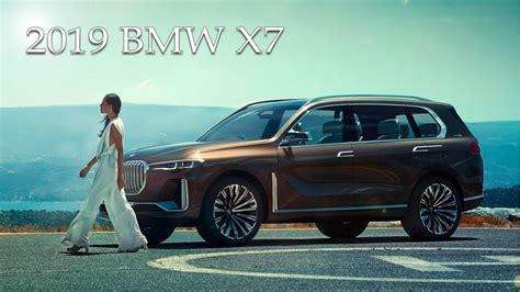2019 Bmw X7 Suv by All New 2019 Bmw X7 Suv Official Preview