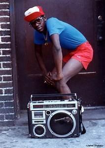 Radio Man, Brooklyn, New York, 1984 – Photo by Jamel ...