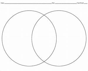 9  Blank Venn Diagram Templates