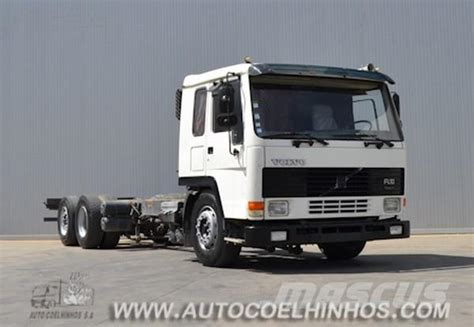 volvo fl  cab chassis year  price