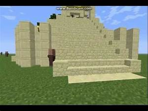 Mesopotamia Ziggurat in Minecraft - YouTube